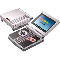 Game Boy Advance SP Classic Nes Edtion