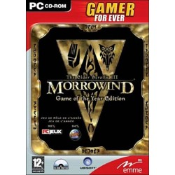 The Elder Scrolls Morrowind GOTY edition Gamer for Ever
