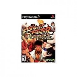 Street Fighter Anniversary Collection US