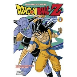 Dragon Ball Z Partie 2 Tome 05
