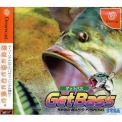 Get Bass Sega Bass Fishing JAP