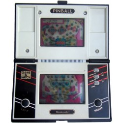 Double Screen Pinball