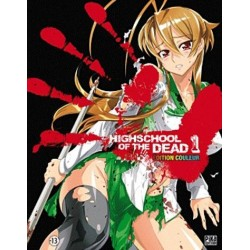 Highschool Of The Dead Edition Couleur Tome 01