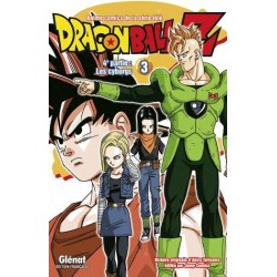 Dragon Ball Z Partie 4 Tome 03
