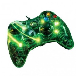 Manette Afterglow Vert Xbox 360