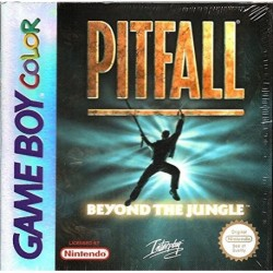 Pitfall Beyond The Jungle