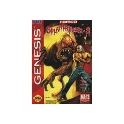 SplatterHouse 3 JAP