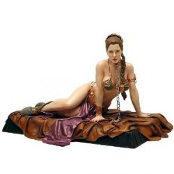 Star Wars Leia Slave