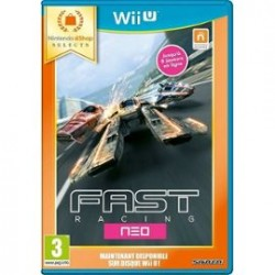 Fast Racing Neo Nintendo Selects