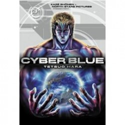 Cyber Blue Tome 3
