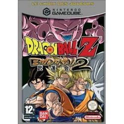 Dragon Ball Z Budokai 2 Player's Choice