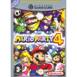 Mario Party 4 Player's Choice