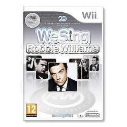 We Sing Robbie Williams