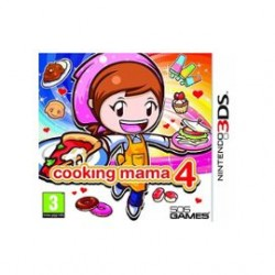 Cooking Mama 4 - Kitchen Magic
