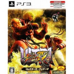 Ultra Street Fighter IV Collector's Package