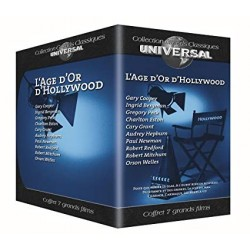 Lâge dor d'Hollywood Coffret 7 DVD