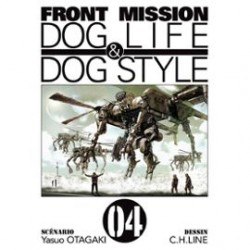 Front Mission - Dog Life and Dog Style - Tome 4