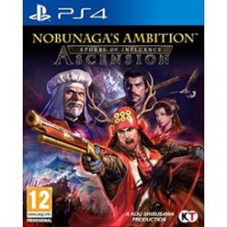 Nobunaga's Ambition - Sphere of Influence : Ascension
