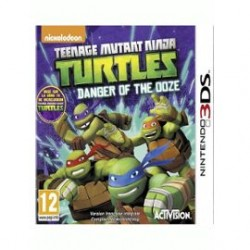 Teenage Mutant Ninja Turtles - Danger of The Ooze