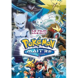 Pokemon Film 01 Le Maitre des Mirages