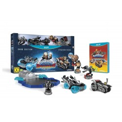 Skylanders Super Chargers Starter Pack Dark Edition