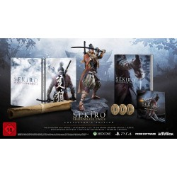 Sekiro Shadows Die Twice Edition Collector
