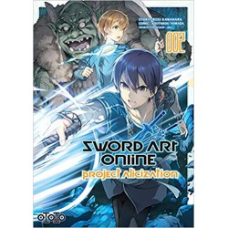 Sword Art Online Project Alicization Tome 02