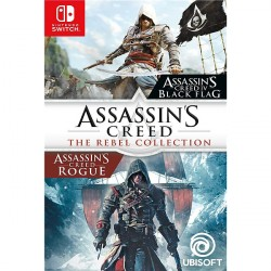 Assassin's Creed The Rebel Collection (Black Flag + Rogue)