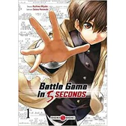 Battle Game in 5 Seconds Tome 01