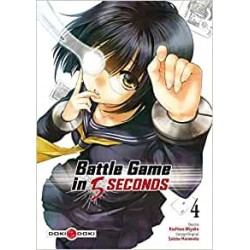 Battle Game in 5 Seconds Tome 04