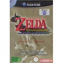 Zelda Wind Waker collector