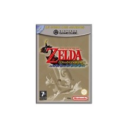 Zelda Wind Waker Player's Choice
