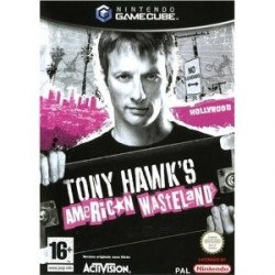 Tony Hawk's American Wastleland