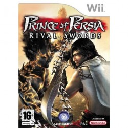 Prince of Persia Rival Swords