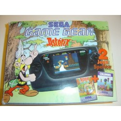 SEGA Game Gear pack Asterix + Columns