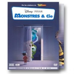 Monstres & Compagnie Collector