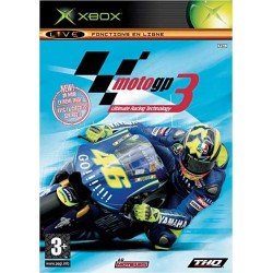 MotoGP Ultimate Racing Technology 3