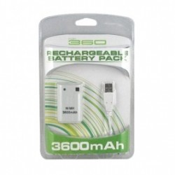 Pack Batterie rechargeable non officielle Xbox 360