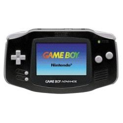 Game Boy Advance Noire