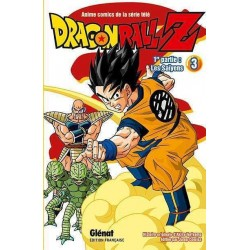 Dragon Ball Z Partie 1 Tome 03