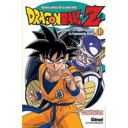 Dragon Ball Z Partie 2 Tome 01