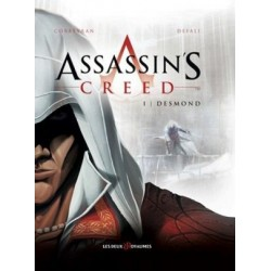 Assassin's Creed Tome 01 Desmond