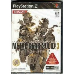 Metal Gear Solid 3 JAP