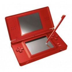 Nintendo DS Lite Rouge