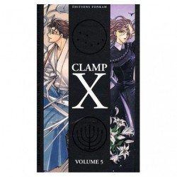 X de Clamp Double Tome 05