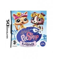 Littlest pet shop friends A la plage