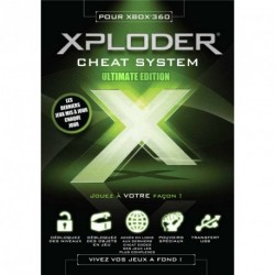 Xploder cheat system Edition ultime